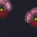 Flower Detail Sweater, ${color}