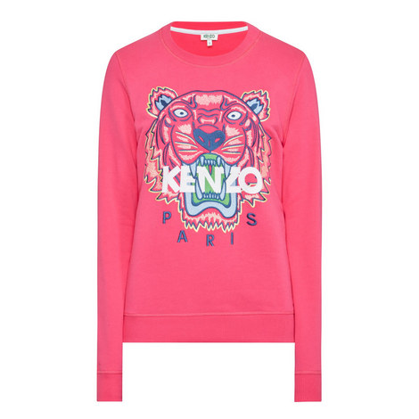 Tiger Logo Sweatshirt , ${color}
