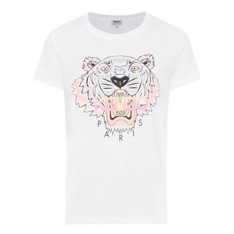 Tiger Logo T-Shirt, ${color}