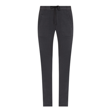 Drawstring Utility Trousers, ${color}