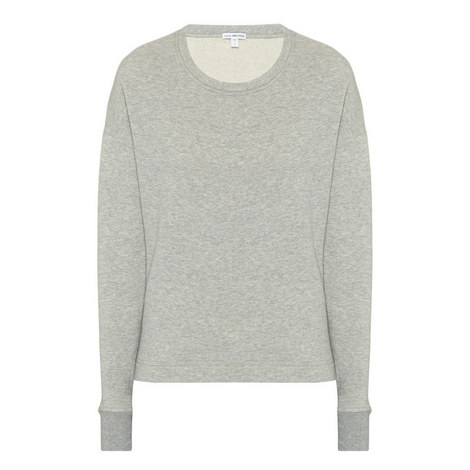 Relaxed Cotton Sweater, ${color}