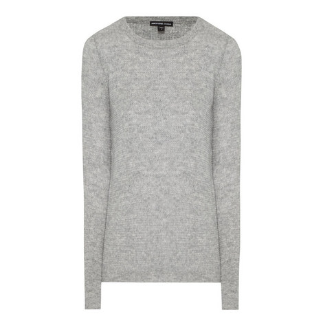 Waffle Knit Cashmere Sweater, ${color}