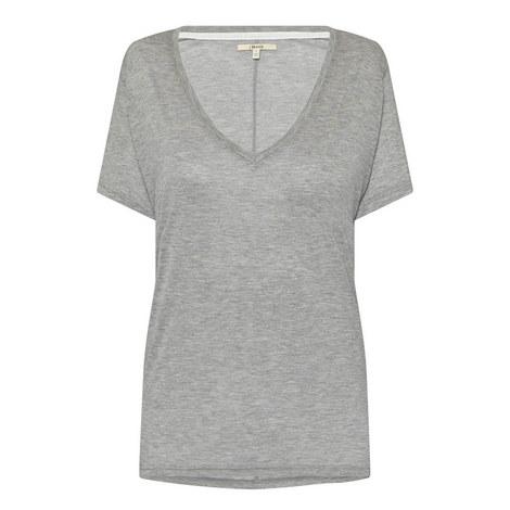 Janis V-Neck T-Shirt, ${color}