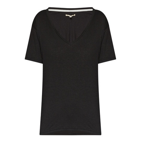 Janis V-Neck T-Shirt, ${color}
