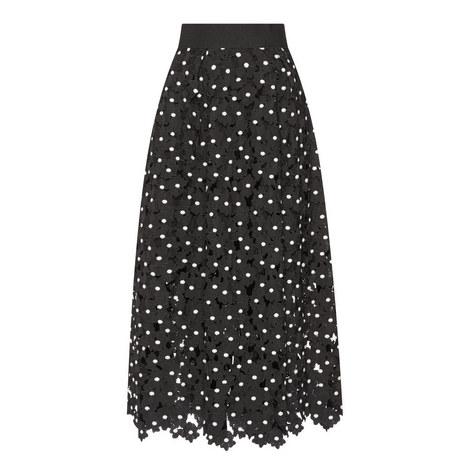 Daisy Polka Dot Skirt, ${color}