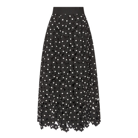 Daisy Polka Dot Skirt, ${color}