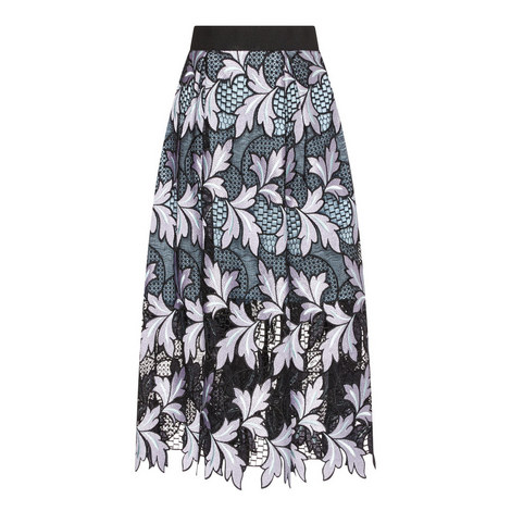 Lace Midi Skirt, ${color}
