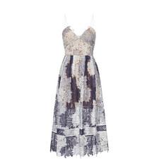 Camellias Lace Dress