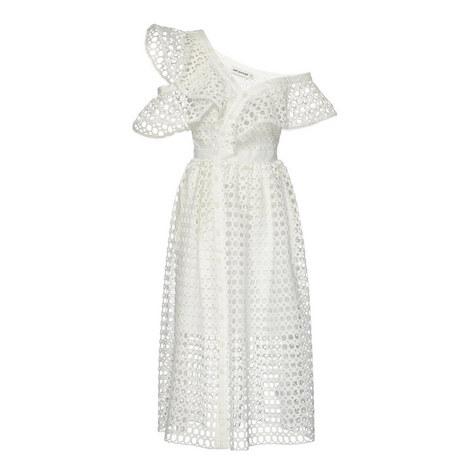 Lace Off-Shoulder Dress, ${color}