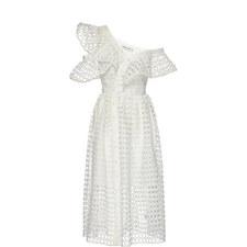 Lace Off-Shoulder Dress