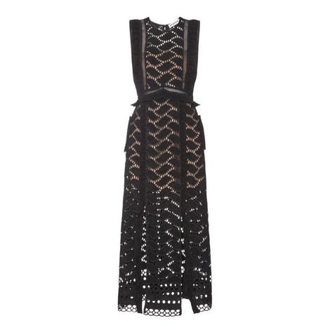 Lace A-Line Dress, ${color}