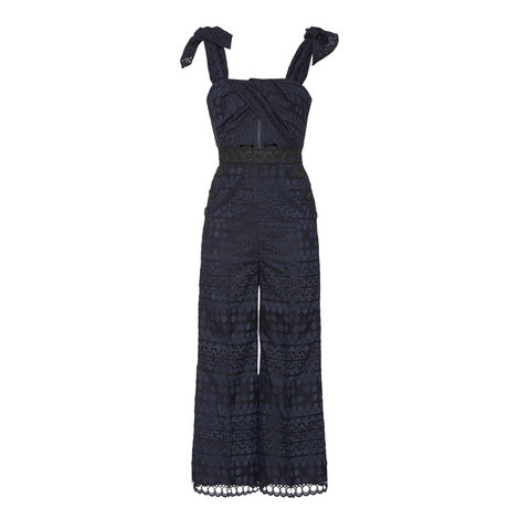 Wrap Detail Lace Jumpsuit, ${color}