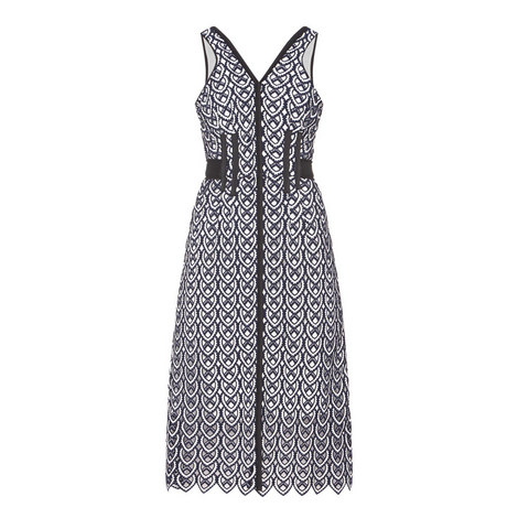 Sleeveless Crochet Dress, ${color}