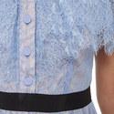 Lace Off-Shoulder Mini Dress, ${color}