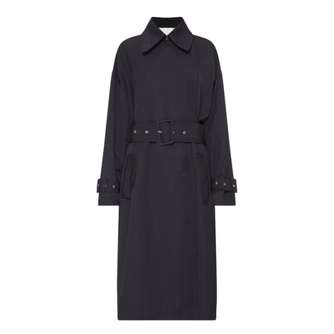 Exaggerated Trench Coat, ${color}