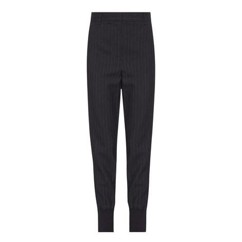 Pinstripe Jogger Pants, ${color}