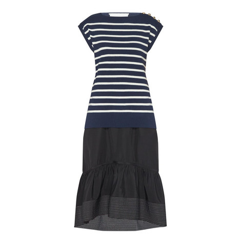 Combo Sailor Dress, ${color}