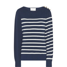 Combo Sailor Sweater