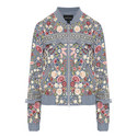 Floral Jet Bomber Jacket, ${color}