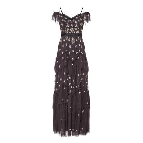 Lustre Cami Gown , ${color}