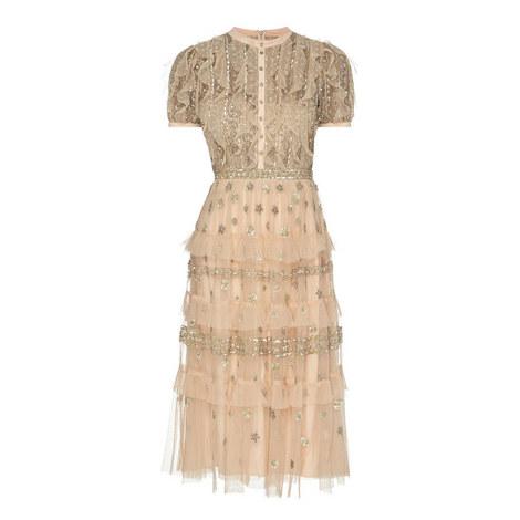 Jet Frill Dress, ${color}