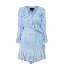 Anglais Georgette Dress