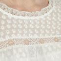 Panelled Lace Dress, ${color}