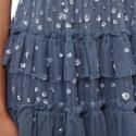 Sunburst Midi Dress , ${color}