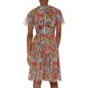 Watercolour Floral Dress , ${color}