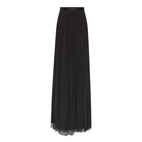 Tulle Maxi Skirt , ${color}