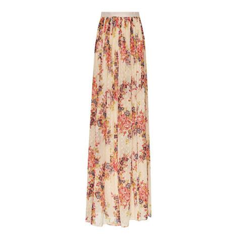 Prairie Rose Maxi Skirt, ${color}