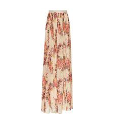 Prairie Rose Maxi Skirt