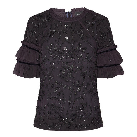Constellation Lace Top, ${color}