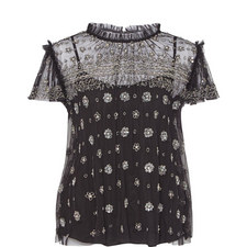 Andromeda Lace Top