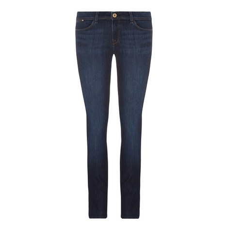 Coco Curvy Straight Leg Jeans, ${color}