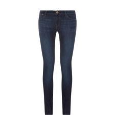 Coco Curvy Straight Leg Jeans