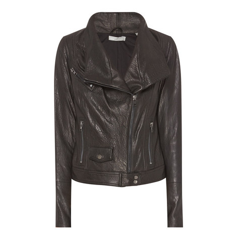 Leather Moto Jacket, ${color}