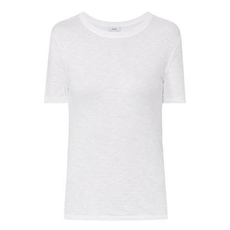 Crew Neck Slub T-Shirt, ${color}