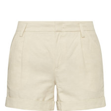Relaxed Cuff Shorts