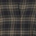 Plaid Pullover Dress, ${color}