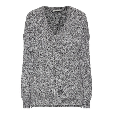 Cableknit Sweater, ${color}