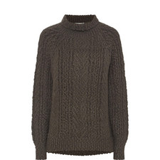 Thick Cableknit Sweater