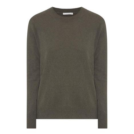 Side Tie Sweater, ${color}