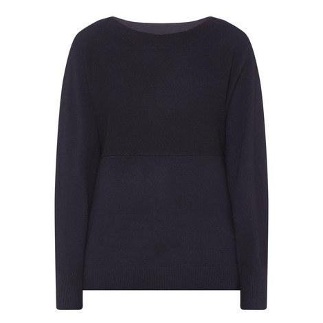 Side Split Sweater, ${color}