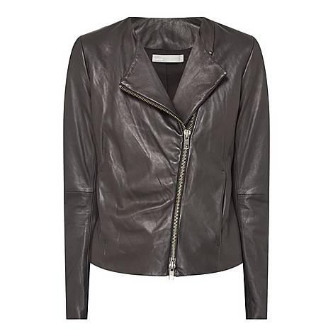 ec3b3e13fb Leather Jacket, ${color} ...