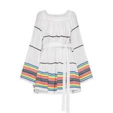 Short Peasant Dress
