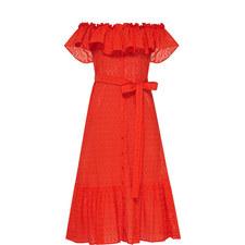 Mira Button Down Dress
