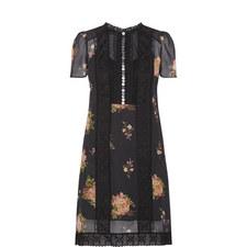 Floral Lacework Dress