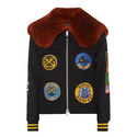 Military Patch Bomber Jacket, ${color}