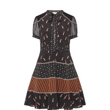 Penguin Print Dress